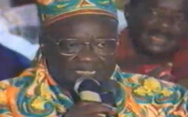 VIDEO : Serigne Mansour Sy  (Bourde 1996)