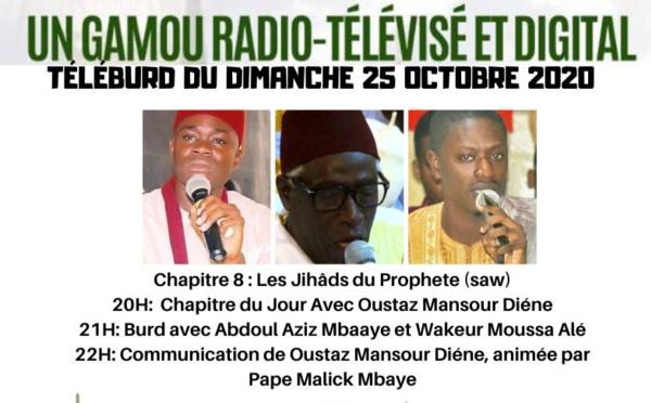 MAWLID 2020 - TÉLÉ BURD DU 25 OCTOBRE 2020 - CHAPITRE 8:  Les Jihâds du Prophète (saw)