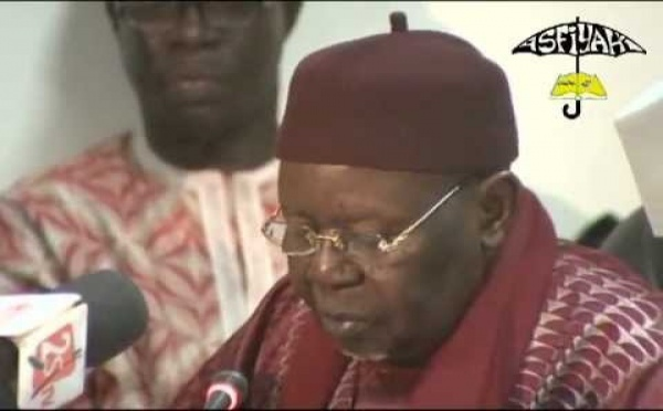 VIDEO CRD GAMOU 2013 : Serigne Abdoul Aziz Sy Al Amine se prononce sur l'indiscipline de certains Chauffeurs