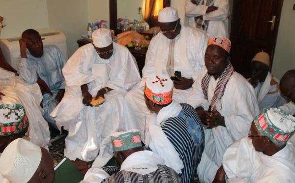 AUDIENCE : Les Ressortissants de la Moyenne Guinée au Sénégal reçus par Serigne Abdoul Aziz Sy Al Amine