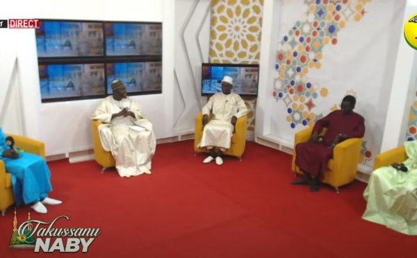 Le Grand Takussan Naby du 04 Mars 2021Invitè: Oustaz Mouhamed NdiayeAlassane Diallo