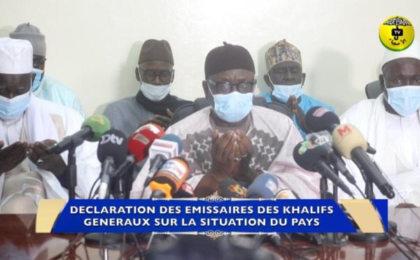 VIDEO - Situation actuelle du pays : Les khalifs généraux se prononcent...