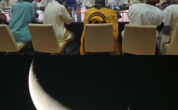 Commission nationale d'observation du croissant lunaire ( CONACOC) : Un comité de pilotage transitoire mis en place.