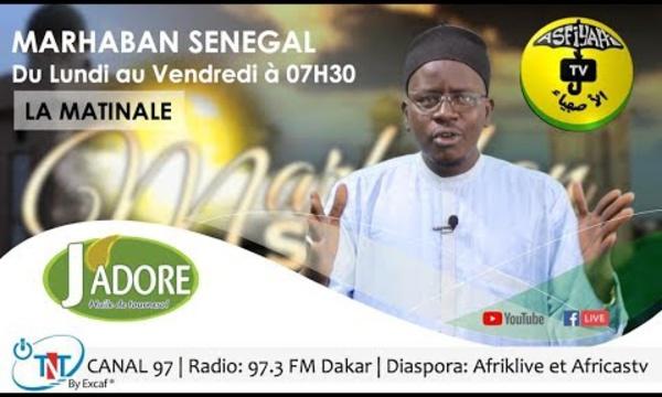 MARHABAN SENEGAL 08 AVRIL 2021 NDIAGA SAMB