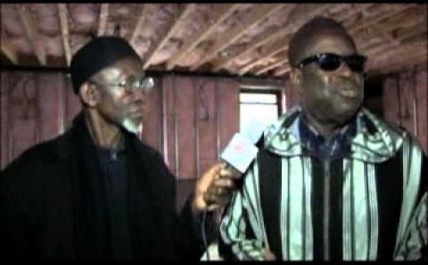 VIDEO - Visite du Chantier Zawiya de New York - Serigne Mansour Sy Djamil Fait Appel à La OUMMA!