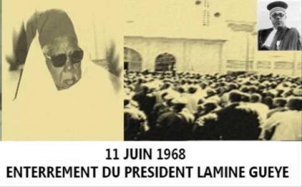 AUDIO - 11 JUIN 1968 : Discours de El Hadj Abdoul Aziz Sy Dabakh lors des Funérailles du President Lamine Gueye