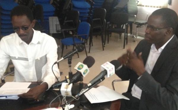 VIDEO - UNIVERSITE DU RAMADAN 2013 : Conference de Presse du Comité Scientifique du Dahiratoul Moustarchidine
