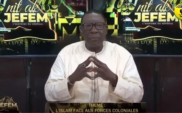 Nit ak Jefem du 02 Juin 2021 par El Hadji Atoumane NdiayeThème: L'islam face aux forces coloniales