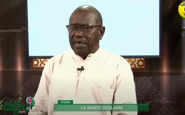 ACH chifa du 13 juin 2021 par El Badou GningThème : la santé oculaire Invité : Dr Boubacar Sarr