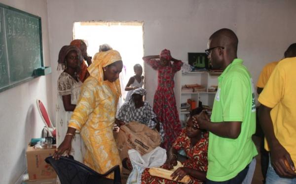 PHOTOS - NDOGOU DE SOLIDARITE DU 19 JUILLET 2013 : Etape Hôpital Dantec & Prison Cap Manuel (Dakar Plateau)