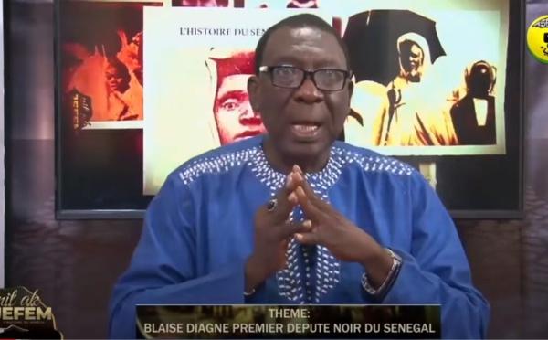 Nit ak Jefem du 30 juin 2021 Théme: Blaise Diagne Premier Député noir du Sénégal