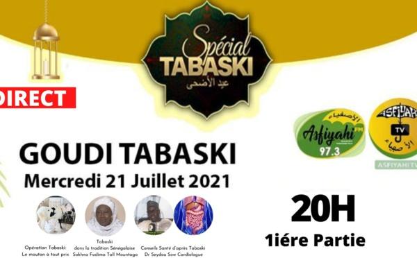 DIRECT - 1ERE PARTIE - PLATEAU SPECIAL TABASKI 2021