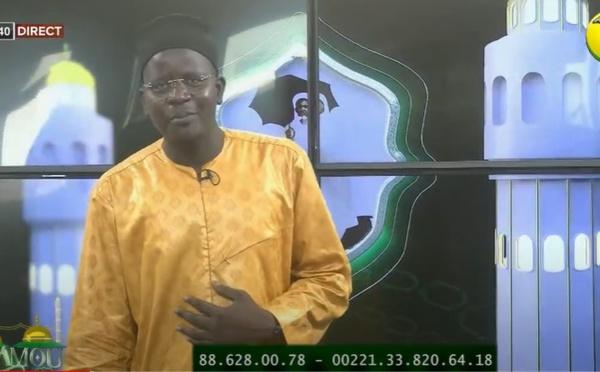 DAROUL HABIBI SPECIAL GAMOU DU LUNDI 18 OCTOBRE 2021 PAR OUSTAZ NDIAGA SAMB