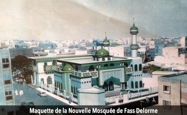 APPEL À SOLIDARITE INTERNATIONALE POUR LA RECONSTRUCTION DE LA MOSQUEE DE FASS DELORME