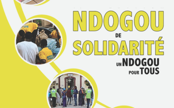 APPEL AU DON - 14ÉME EDITION NDOGOU DE SOLIDARITE DU DAHIRA ASFIYAHI: 14ans de Partage... Rejoignez-Nous