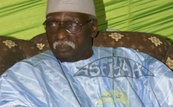 PARIS : Serigne Mbaye Sy Mansour preside le Gamou du Dahira Moutahabina Filahi , Vendredi 19 Septembre 2014