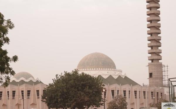 Les images de la prière du vendredi à la grande mosquée de Tivaouane