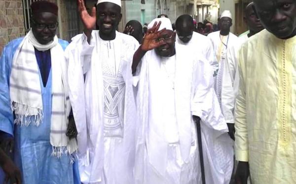 ANNONCE VIDEO - Visite de Serigne Abdoul Aziz Sy Al Amine Chez Serigne Modou Fatah Sarr , ce Vendredi 12 Juin 2015 à Pikine