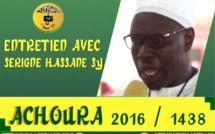 VIDEO - ACHOURA 2016 - Entretien Avec Serigne Hassane Sy de la Dahira Mouqtafina