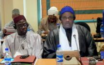 Serigne Sidy Ahmed Sy Ibn Serigne Abdoul Aziz Sy Al Amine et Serigne Ahmed Saloum Dieng