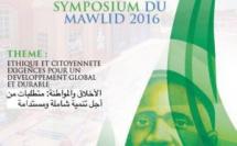 ETHIQUE et CITOYENNETE : EXIGENCES POUR UN DEVELOPPEMENT GLOBAL ET DURABLE - Voici les termes de références et le Programme du Symposium du Mawlid 2016