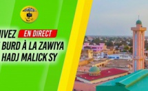 REPLAY - BURD EN DIRECT - Tivaouane Zawiya El Hadj Malick Sy (Dimanche 4 Decembre)