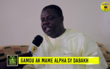 Gamou Ak Serigne Mame Alpha Sy Dabakh (Gamou Tivaouane 2016)