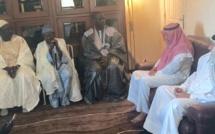 RAPPEL À DIEU D'AL MAKTOUM: Les ambassadeurs des pays membres du  Conseil de Coopération du Golfe présentent leurs condoléances au Khalife Général des Tidianes