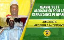 VIDEO - SUIVEZ LE GAMOU NDANDE 2017, organisé par l'association pour la renaissance de Ndande - La Mouridiyya et la Tidjaniyya célébrées