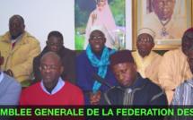 ANNONCE - Assemblée Générale de la federation des Dahiras Tidianes d'Italie, Samedi 3 Juin 2017 à Vicenza