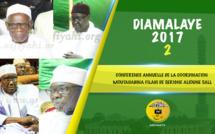 VIDEO - DIAMALAYE 2017 - Suivez la  Conference de la Coordination des Dahiras Moutahabina Filahi de Serigne Alioune Sall
