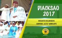 VIDEO - 1ere Partie - Gamou Diacksao 2017 - Suivez les Chants Religieux avec Abdoul Aziz Mbaaye