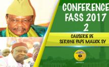 VIDEO - FASS DJAMIL 2017 - Suivez la Conférence de la Hadara Seydi Djamil présidée par Serigne Pape Malick Sy et Serigne Mansour Sy Djamil
