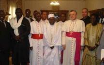 L'hommage de l'Église catholique à Serigne Abdoul Aziz Sy Al Amine