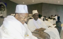 RAPPEL À DIEU D'AL AMINE - Présentation de Condoléances du Khalif de Médina Gounass Thierno Cheikh Amadou Tidiane Bâ