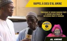 VIDEO - Nouveau Khalif Général des Tidianes : Témoignages de Serigne Mansour Pouye et Serigne Souleymane Ba sur Serigne Mbaye Sy Mansour