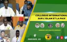 VIDEO - Suivez le Colloque international sur l'islam et la paix organisé par l'Association islamique pour servir le soufisme (Ais)