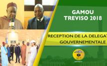 VIDEO - ITALIE - GAMOU TREVISO 2018 - Suivez la reception de la délégation Gouvernementale conduite par le ministre Oumar Gueye reçue par Serigne Mansour SY Djamil et la Dahira Mouhtasimine