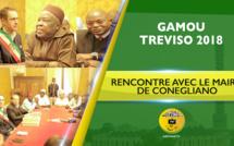 VIDEO - GAMOU TREVISO 2018 - Suivez la rencontre des délégations officielles avec le maire de la ville de Conegliano