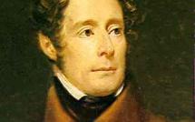 Alphonse Marie Louis de Prat de Lamartine 1790-1869.