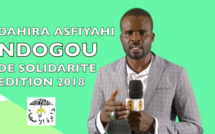 APPEL AU DON - 15ÉME EDITION NDOGOU DE SOLIDARITE DU DAHIRA ASFIYAHI: 15ans de Partage... Rejoignez-Nous