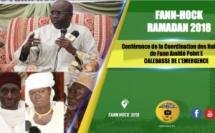 """VIDEO - FANN HOCK - Conférence de la Coordination des Habitants de Fann Amitié Point E  """"CALEBASSE DE L'EMERGENCE"""" animée par Serigne Ousmane Ndiaye"""