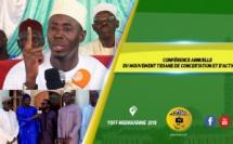 VIDEO - YOFF MBENGUENE 2018 - Suivez la Conférence Annuelle du Mouvement Tidiane de Concertation et d'action (MTCA) et le Mouvement d'Entraide Islamique (MEI), animée par Serigne Mame Ousmane Sy de Tivaouane