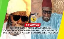 [REPLAY] MEDINA KEUR MAME ABDOU - Revivez la Conférence du Dahira Mouhsinina Wal Mouhsinaty présidé par le Khalif General des Tidianes