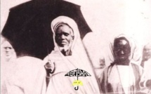 27 JUIN 1922 - 27 JUIN 2015 : El Hadj Malick Sy (rta) , 93 ans déjà