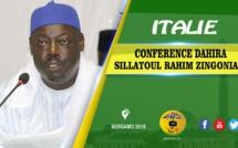 VIDEO - ITALIE - BERGAMO : Suivez la conférence de la Dahiratoul Sillatoul Rahim de Zingonia co-présidé par Serigne Sidy Ahmed SY Dabakh, Serigne Khalifa SY Habib et Serigne Pape Makhtar Kébé