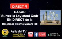 [REPLAY] DAKAR - Revivez la Leylatoul Qadr de la Residence Thierno Madani Tall