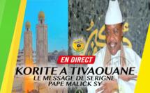 DIRECT 2 | Suivez la Prière de la Korité 2018 à la Mosquée Serigne Babacar SY