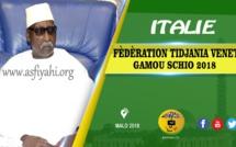 VIDEO - ITALIE - VICENZA : Suivez le Gamou de la Fédération Tidjania de Veneto présidé par Serigne Mbaye Sy Mansour , Khalif Général des Tidianes