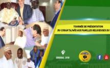 VIDEO - Tournée de Présentation du Mouçhaf Al Tajwîd des Éditions Dâr-El-Maarefah de la Syrie en partenariat avec les Éditions Albouraq, aux Familles Religieuses du Sénégal